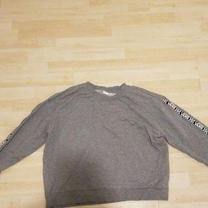 Van's sweatshirt